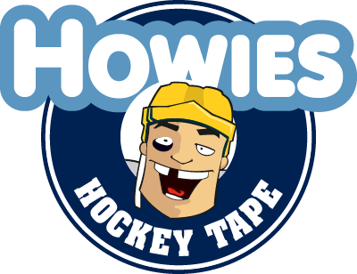 Howie's Hockey Tape, now for sale at The Edge Skate Sharpening